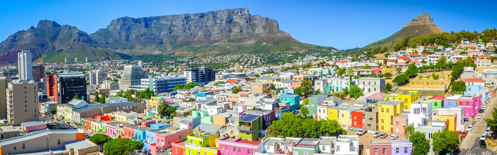 The Life of an intern in Cape Town
