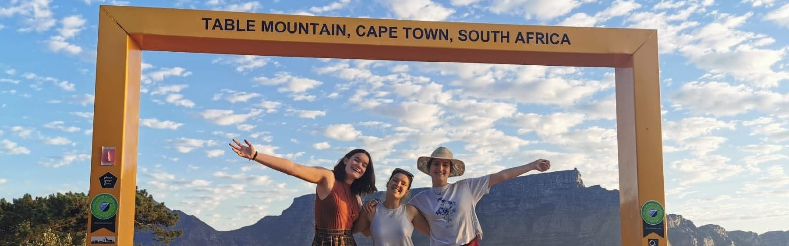 Intern Story: Laura's Communication Internship in Cape Town