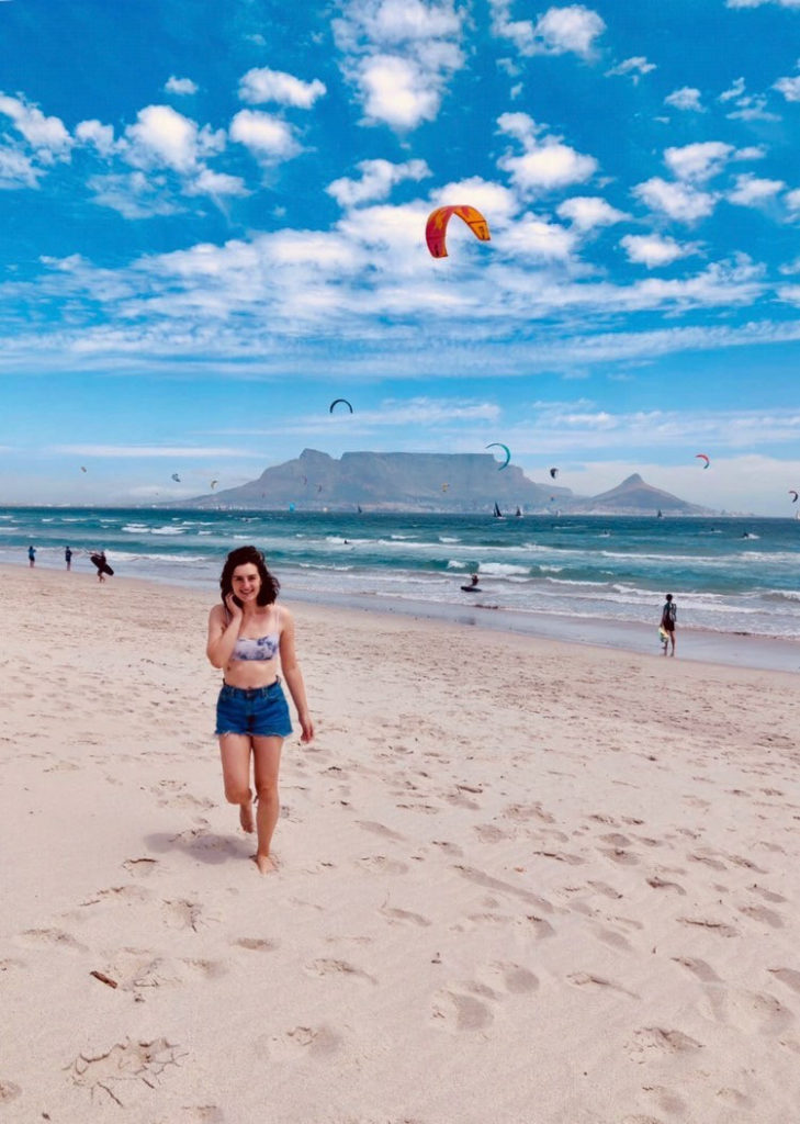 Internship with NGO in Cape Town