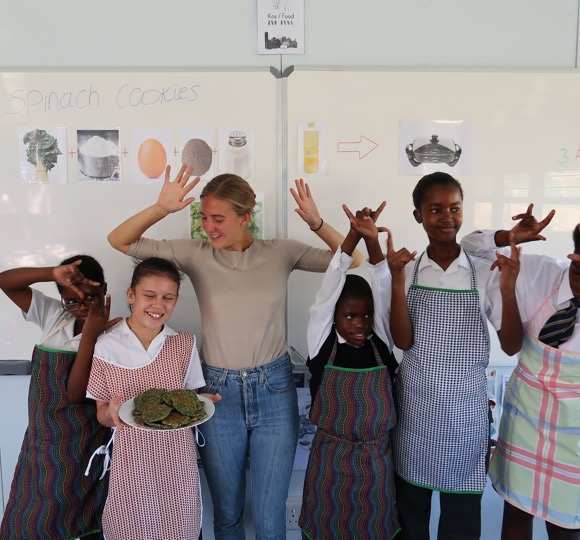 Cooking class_fundraising
