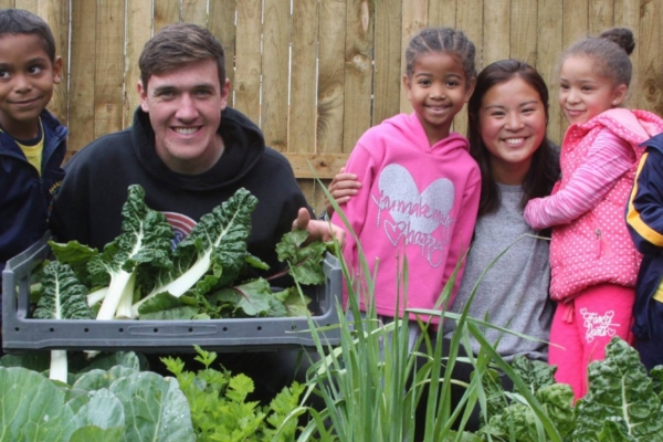 Food Security and Urban Farming Internship