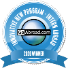 GoAbroad Innovative New Program Award 2020
