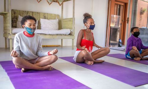 yoga internship Cape Town